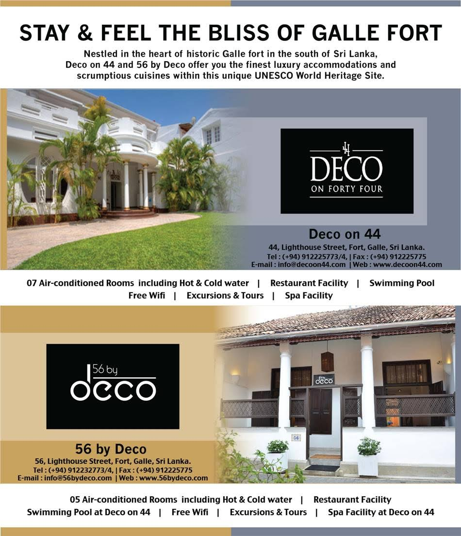 Dec on 44 & 56 By Deco Galle